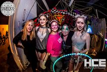 Rave Events Makeup
