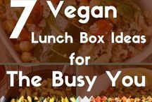 Vegan lunchbox