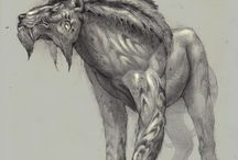 Drawing | Magical creatures