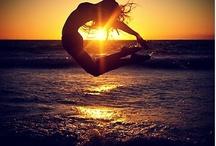 Dance, ballet, shadow