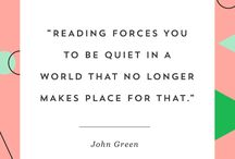 Bookish Quotes / Amazing quotes about reading