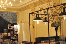 Hot parisian spots / Restaurants in Paris