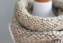 Free Knit Cowl & Scarf Patterns