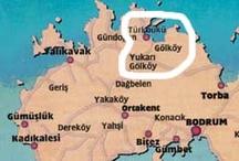 Turkbuku / Images of Turkubu from the Bodrum Peninsula Travel Guide: Turkey's Aegean Gem