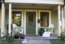 Porches / by Nancy Hugo CKD & DesignersCirclehq.com