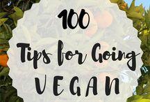 Vegan Info / Vegan Tips, Vegan Blogs, Vegan Food Substitutions, and more!