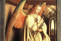 Images of the ANNUNCIATION to Mary / by Leslie Greene