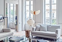 french apartment interior