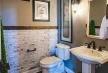 bathroom ideas / by Susanne Owens