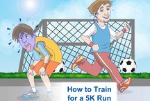 Training for a 5k run
