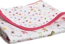 Clothing & Accessories - Receiving Blankets