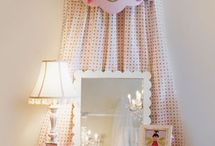 girls room ideas / by Tammy Wallace