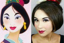 SFX Makeup / Many Faces