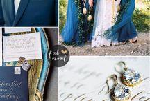 2016 Wedding Colors Trends