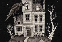 house, castle