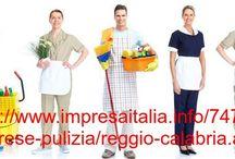 IMPRESE DI PULIZIA REGGIO CALABRIA