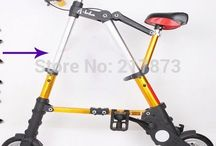 bike / very little and convenient
