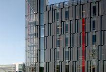 facade / architecture / by Huijia Wang