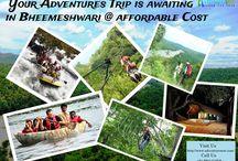 Adventure Activities in Bheemeshwari