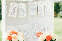 Tableau Designs / Creative, organized seating chart design ideas! Great for weddings.