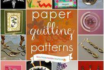 Quilling / Paper Craft