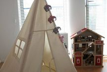 Kids Tents and outdoor toys / by Janice Hawn