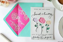 Wedding Ideas / by Tamara Burke
