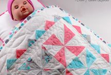 Doll Quilts / by Toni DeStaffino