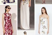 Floral Bridesmaid Dresses Inspiration