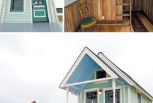 Tiny Houses- My Next Home- Compact on 2 to 5 acres.