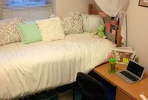 dorm :) / by Lexie Rider