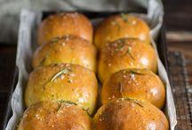 Bułeczki/chleby itp