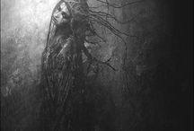 """Skogen / """"Shadow of the forest"""""""