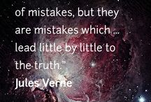 These Fantastic Quotes / Inspirational quotes on about existence our place in teh universe from various sf, fantasy, scientific, musical luminaries! Links back to These Fantastic Worlds, a website packed with articles about the dark fantastic.