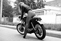Girls/Bikes