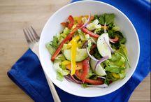bites: salad / by Kim Larson