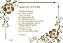 Hans Børli's dikt