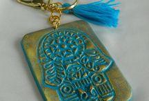 Nado & Lola: Key chain & bag charms