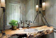 Ideias para banheiro ! Bathroom ideas