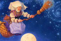 Moon illustrators