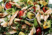 comidas saludable