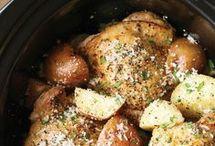 chicken crockpot recipes