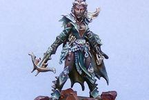 Mordheim - Dark elves