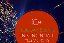 Midwest Holiday Events and Destinations / Holiday Events and Travel in the Midwest. Ideas for family outings, attractions and other Christmas events happening in Indiana, Michigan, Ohio, Kentucky, Illinois, Wisconsin, Iowa, Missouri, Kansas, Minnesota