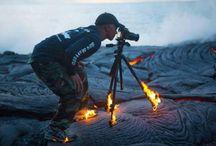 Photographer's life ain't easy