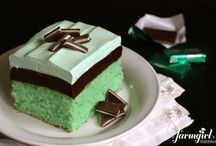 Holidays • St. Patrick's Day Recipes / March 17th. Let's celebrate with green and rainbows!