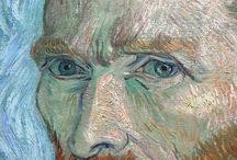 Art, painters, Van Gogh