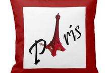 Paris, je t'aime - travel souvenirs and gift ideas / Find awesome and unique gift ideas for your loved ones or as travel souvenirs about Paris - the city of love in France. / by Christine aka stine1