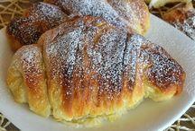 Brioche,croissant,cornetti,e lievitati dolci