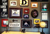 Home decor / by Carrie Watson